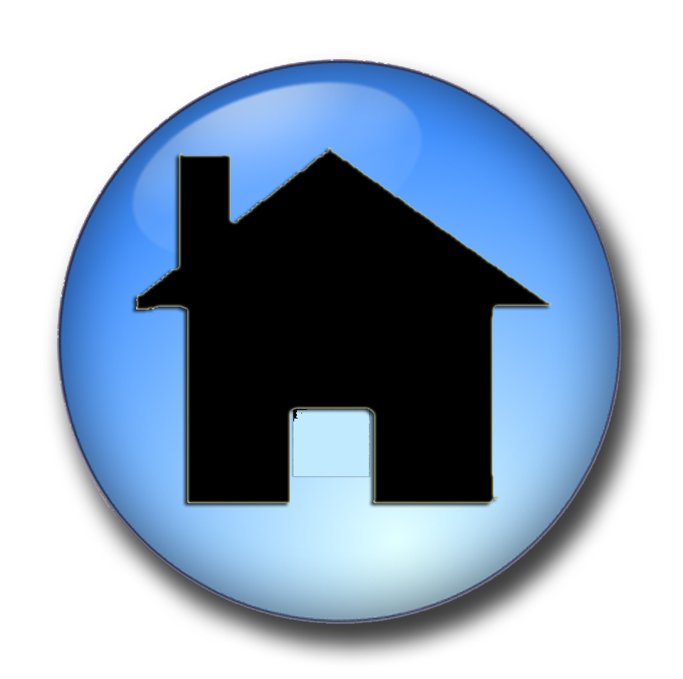 Blue home button png images galleries for Www homee